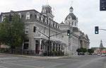Rathaus von Kingston, Ontario, Kanada