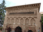 Moschee Christode la Luz, Toledo, Spanien