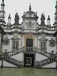 Das Schloss von Mateus, Nordportugal