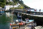 Hafen von Polperro/Cornwall