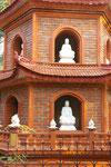 Tempelanlage in Hanoi, Vietnam