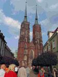 Breslauer Kathedrale, Polen