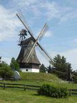 Holländermühle im Mühlenmuseum Gifhorn