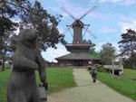 Ukrainische Mühle im Mühlenmuseum Gifhorn