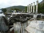 Artemistempel, Priene, Türkei