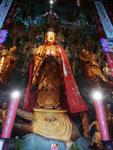 Quanjin im Jadebuddhatempel, Shanghai,  Volksrepublik China