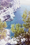 Südende von Dugi Otoc, Kroatien