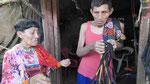 Ehepaar aus dem Volk der Kuna auf St. Blas, Panama
