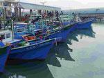 Fischereihafen Taitung, Taiwan