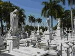 Friedhof in Santoago de Cuba