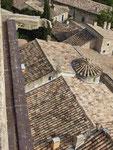 Dächer in der Provence/Frankreich