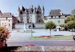 Chateau de Jumilhac in der Dordogne, Frankreich