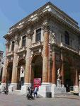 Bau von Palladio bei Vicenza, Italien