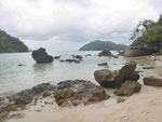 Auf der Insel Ko Surin, Thailand