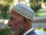 Alter in Buchara,Usbekistan