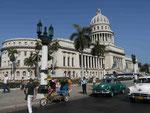 Capitol in Havanna, Cuba