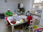 Teefabrikarbeiterinnen auf den Azoren