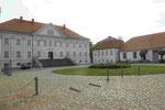 Schloß Hohenzieritz in Mecklenburg, Sterbeort der preußischen Königin Luise