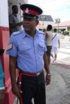 Polizist auf Grenada