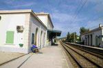 Bahnhof von Bandol/Südfrankreich