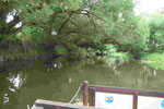 Havelarm mit dem Floss im Optikpark Rathemow