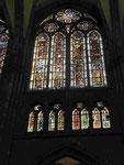 Straßburger Münster, Seitenfenster