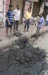 Abwasserkanalreinigung in Kolkata