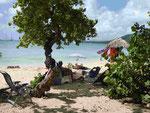 Am Point Marin auf Martinique, Frankreich