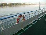 Im rumänischen Donaudelta