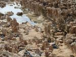 Lavastrand auf Sal, Kapverden