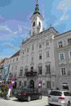 Rathaus von Steyr in Oberösterreich