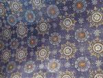 Mosaik im Mausoleo di Galla Placida, Ravenna, Italien