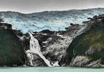Gletscher im Beaglekanal, Argentinien