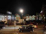 Berlin Festival of Lights - Bebelplatz mit Staatsoper, HedwigKathedrale, Bibliothek der HU