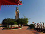 "Statue im ""Land des großen Buddha"", Fo Guang Shan,Taiwan"