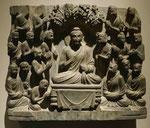 Der Zukünftige Buddha, Gandhara, 3. Jh. n. Chr.