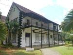 Historisches Gerichtsgebäude auf den Seychellen