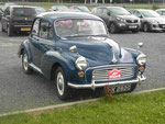 Aktiver Oldtimer in Glasgow, Schottland
