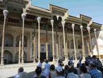 Freitagsmoschee in Buchara, Usbekistan
