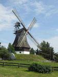 Holländerwindmühle im Mühlenmuseum Gifhorn