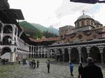 Rilakloster in Bulgarien