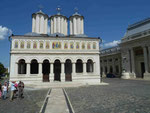 Sitz des Patriarchats in Bukarest, Rumänien