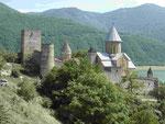 Klosterfestung in Armenien