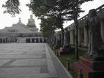 Buddhas Gedenkstätte, Fo Guang Shan Kloster , Taiwan