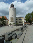 Görlitz: Dicker Turm am Marienplatz