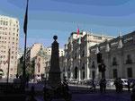 "Präsidentensitz ""Casa Monada"" in Santiago de Chile"