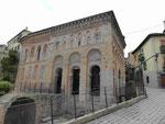Moschee Christo de la Luz, Toledo, Spanien