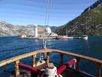 Pilgerinsel in der Bucht von Kotor, Montenegro