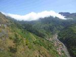 In den Bergen von Madeira, Portugal