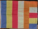 Buddhiustische Flagge